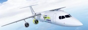 Airbus, Rolls-Royce & Siemens electric flight partnership