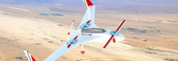 Record-breaking electric manned aircraft: Long ESA