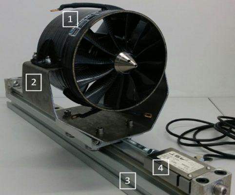 Motor Testing EDF